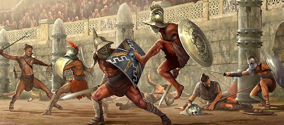 Online Games Gladiators Online Game Free Games Flash